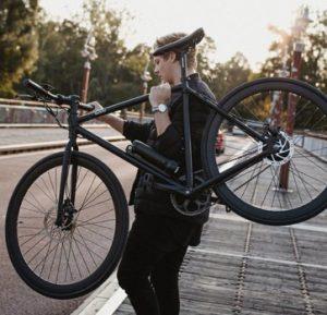 Gewicht des Sushi Maki M1 E-Bike