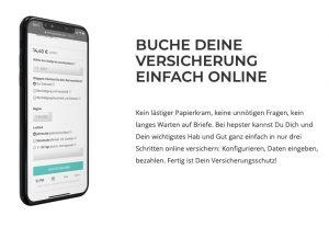hepster E-Bike-Versicherung online buchen