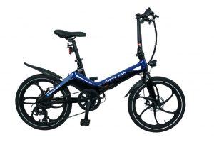 Blaupunkt Fiete 500 Falt-E-Bike