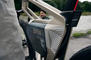 BMW i Vision AMBY: High Speed E-Bike zur IAA Mobility vorgestellt