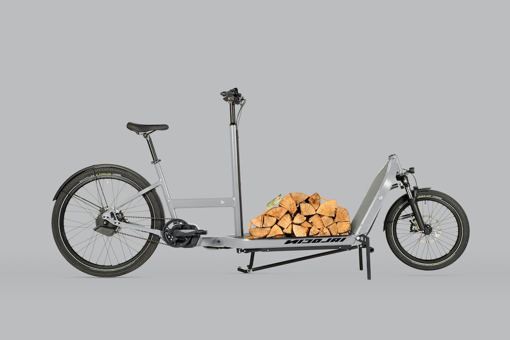 Nicolai NC-1 Cargo: Neues E-Lastenrad vorgestellt
